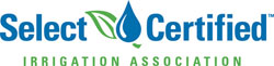 Select Certified Irrigation Contractor
